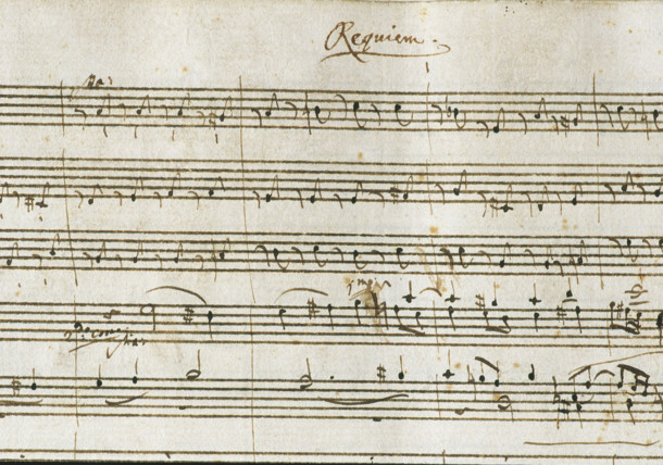 Wolfgang Amadeus Mozart, Famous Austrian Composer (1756 - 1791)