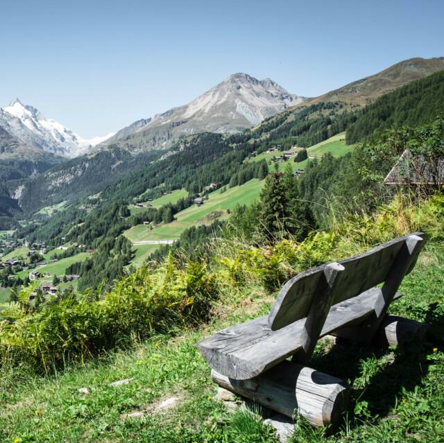 önálló nyaralóház ausztria túrázás